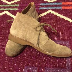 Franco Sarto flat ankle shoes